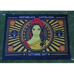Bandera de la República...