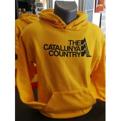 Sweat JAUNE The Catalunya...