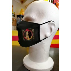 Mask of the catalan republic
