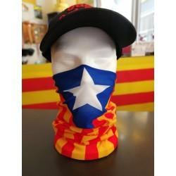 Tour de cou catalan estelada