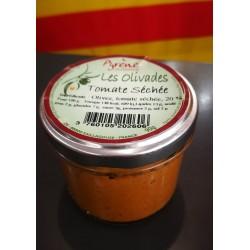 Les Olivades Tomate séchée la légende de Pyrène