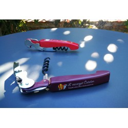 corkscrew with the catalan snail