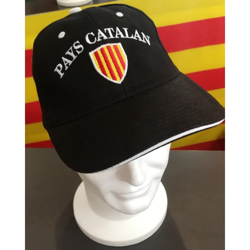 Gorra Pays catalan i escut català
