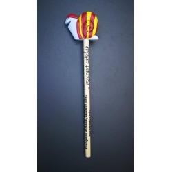 Llapis amb el cargol català