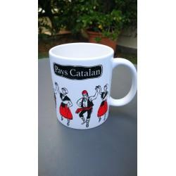 Mug sardane catalan