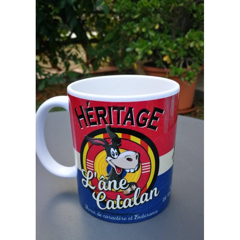 Mug de l'âne catalan