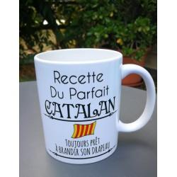 Mug recette du parfait catalan
