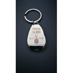 Keychain bottle opener...