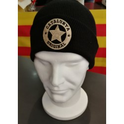 Beanie black Catalunya original the catalunya country