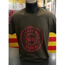 Tee-shirt Catalunya Nord 66...