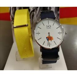 Rellotge estelada BLANC 40mm