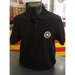 Polo noir Catalunya Original