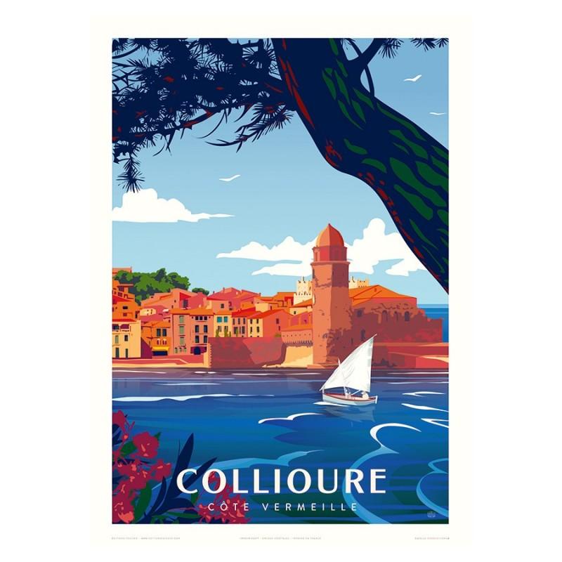Affiche de Collioure