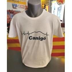 Tee-shirt blanc Canigó...