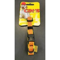 Collier Catalan mini pour chien CAT'S