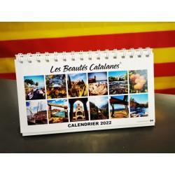 Calendar 2022 Les beautés...