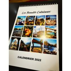 Calendari mural 2022 Les...