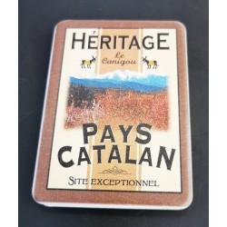 Miroir de poche Canigó Pays catalan