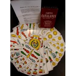Joc de 48 cartes catalanes per jugar al truc
