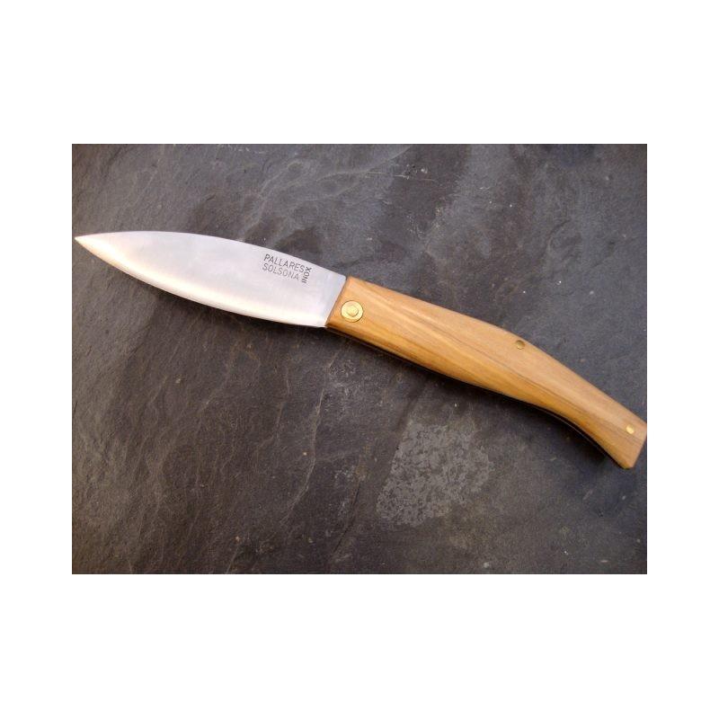 Couteau catalan Pallarès en pallisandre