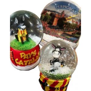 Les boules à neige